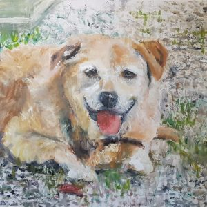 OIL PAINTING COMPLETED COMMISSIONS